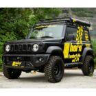 Suzuki Jimny GJ Aluminium Rockslider