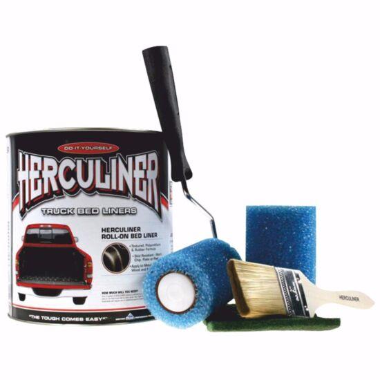 Herculiner 7m2 Kit Fekete UV álló