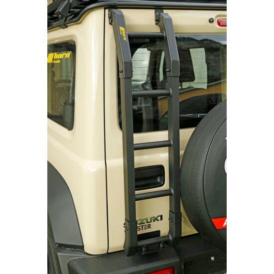 Suzuki Jimny GJ Hátsó ajtóra szerelhető létra