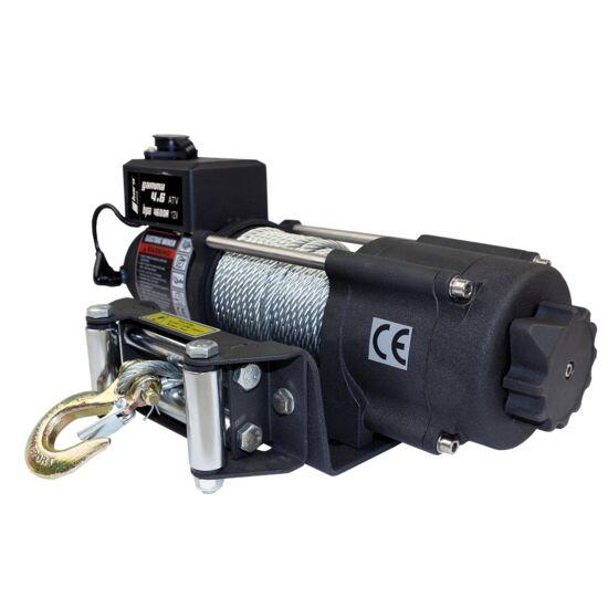 HORN Gamma 4.6 ATV - 12V, vontatási kapacitás 2000 kg