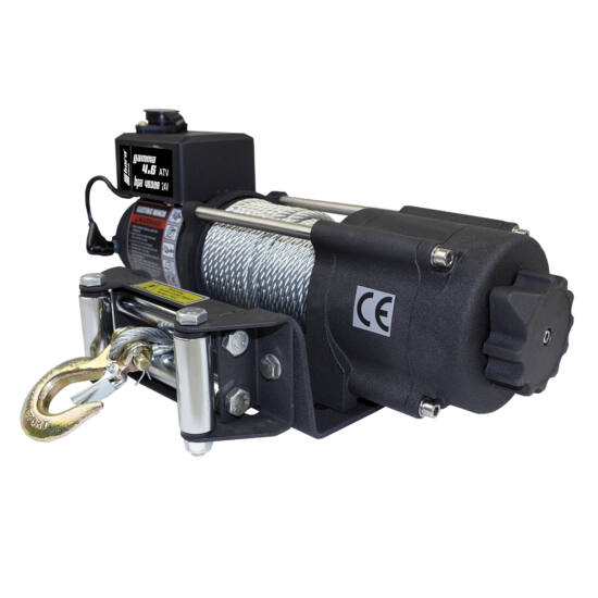 HORN Gamma 4.6 ATV - 24V, vontatási kapacitás 2000 kg