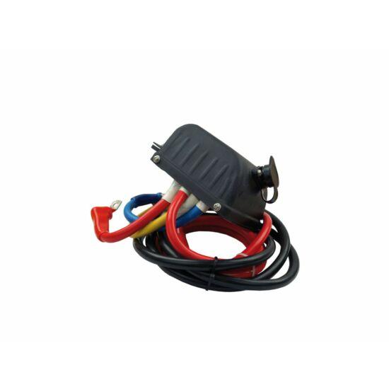 Alpha 9.5Q 24V modell vezérlődoboz