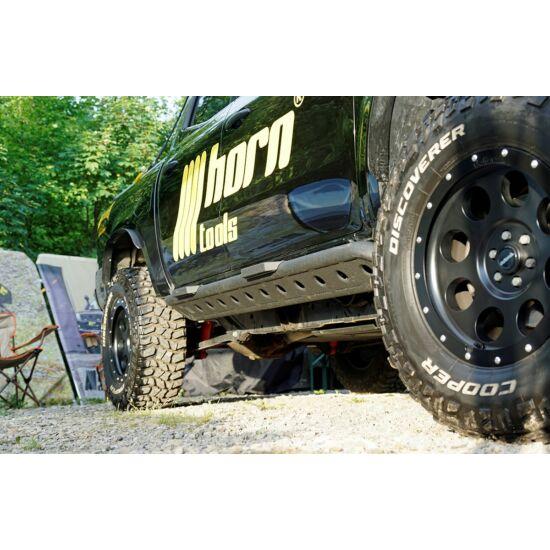 Ford Ranger Aluminium Rockslider