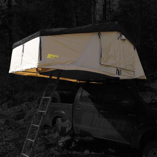 Tetősátor sátoranyag Trapper Joe sátorhoz