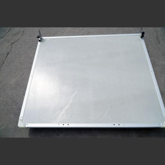 Tetősátor alaplap 140 cm (párban)